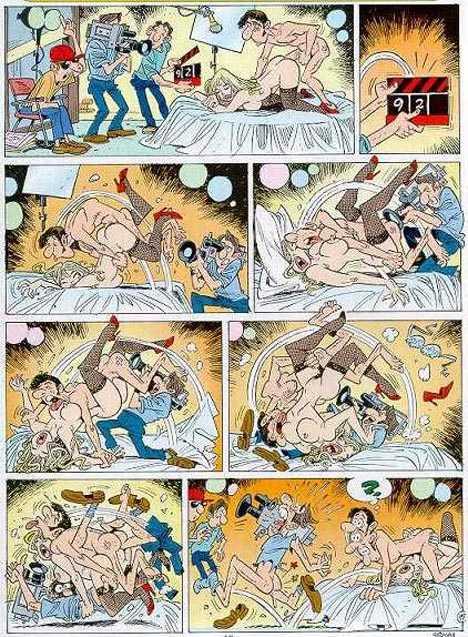 Комикс эрот